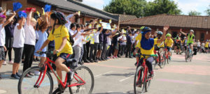 We took part in the Schools Yorkshire Tour